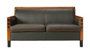 Jan-Frantzen-Art-Deco-Nantes-Sofa-Black-Front