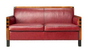 Jan-Frantzen-Art-Deco-Nantes-Sofa-Red-Front