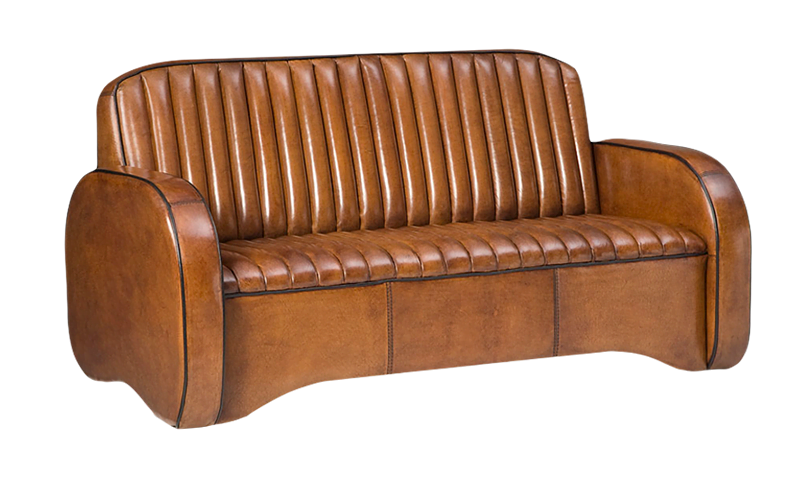 Art Deco Sofa Jaguar